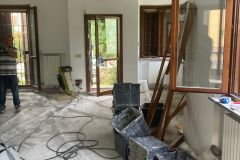 CANTIERE IN SIZIANO (PV) - 110%