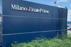 MILANO LINATE PRIME HALL INGRESSO
